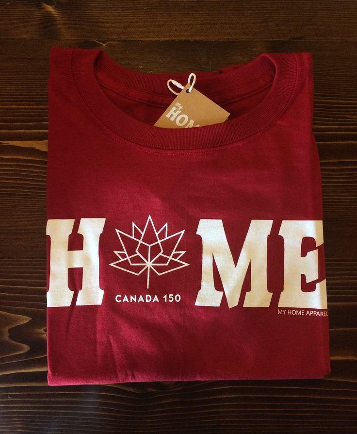 Canada 150 HOME T-shirt