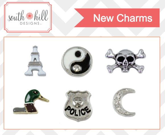Duck hunting widow charm perhaps?  http://www.southhilldesigns.com/faithncharms