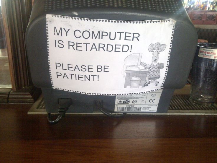 know a few computers that need this sign