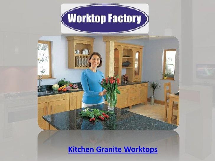 Kitchen granite worktops by stargalaxygranitex, via Slideshare