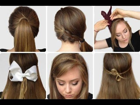 latest Pakistani EID-hairstyle step by step for girls and women 2017
