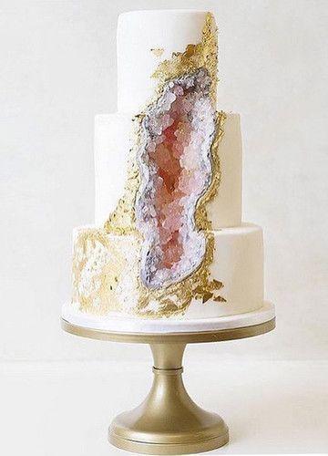Geode-Kuchen   – Kuchen und Torten