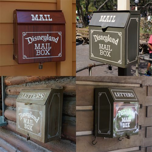 Send Postcards From Inside Disneyland   Capturing Magic