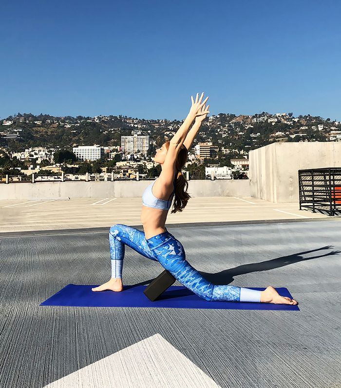 Need to loosen up? Yoga instructor Alexis Novak shares her top three stretches for flexibility.