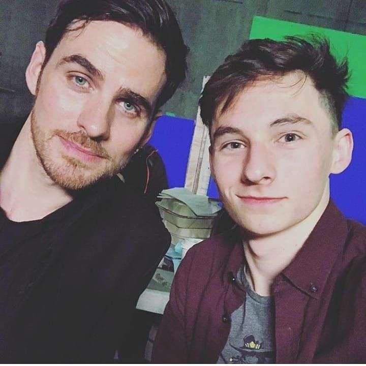 Instagram Post By Colin O Donoghue Jun 3 2019 At 10 29am Utc