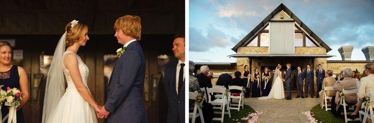 Hunter Valley Wedding ceremony at Peterson House   PHOTO CREDIT: Something Blue Photography - @somethingblueau