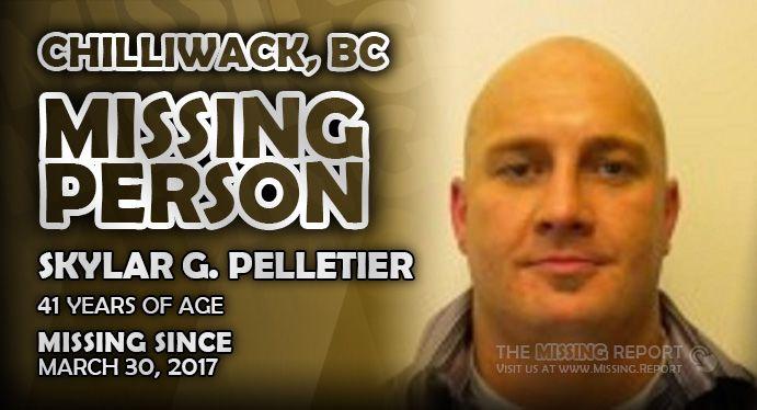 British Columbia Missing Report - #Chilliwack #Missing #MissingPerson #MissingPeople #MissingCanada #BCMissing #MissingBC #BritishColumbia #BC - http://sha-re.me/mdwj