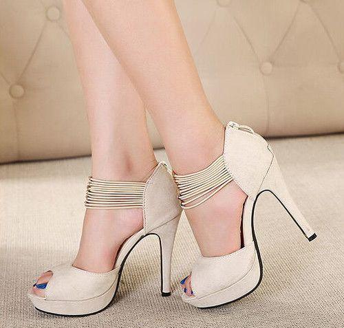 Zapatos negros de punta abierta formales Pare Gabia para mujer cVm78