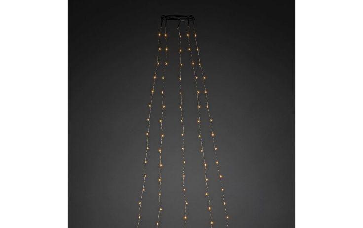 LED Baummantel mit Ring, mit LED Tropfen – OTTO