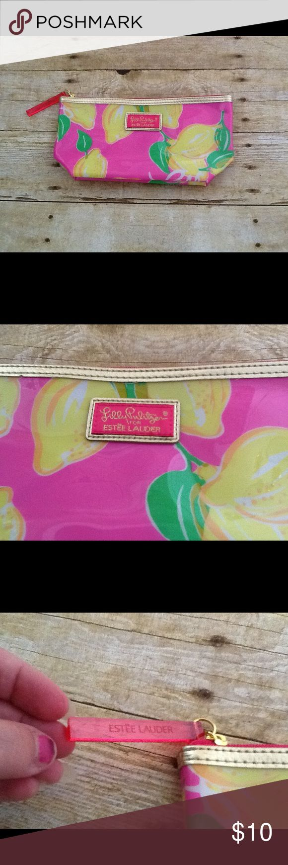 Lilly Pulitzer Estée Lauder Lemons Cosmetic Bag Lilly Pulitzer Estée Lauder Lemons Cosmetic Makeup Bag. Lilly Pulitzer Bags Cosmetic Bags & Cases