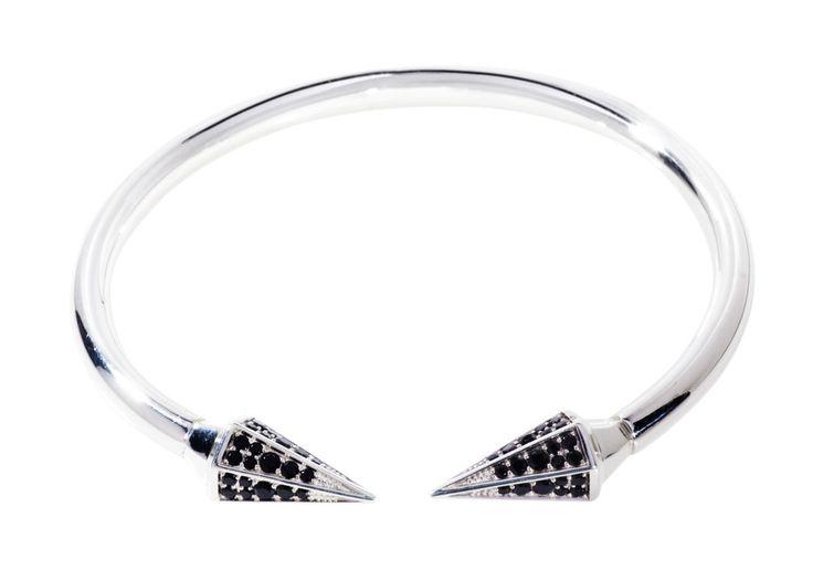 The Spiky Bangle Stone – Tom Wood Jewellery