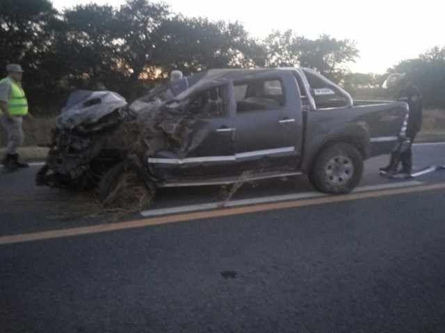 Motociclista murió tras un accidente en la ruta 35 cerca de Winifreda