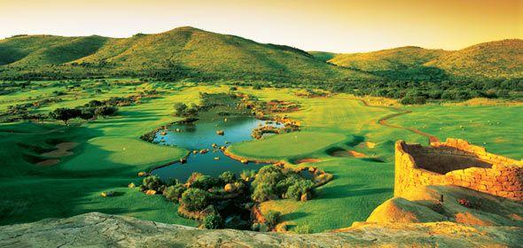 Sun City Golf Course (Lost City)