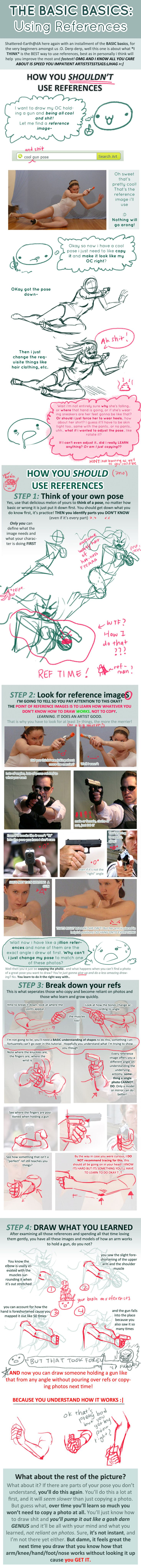 17 best images about references bang bang drawing how to use references in artwork