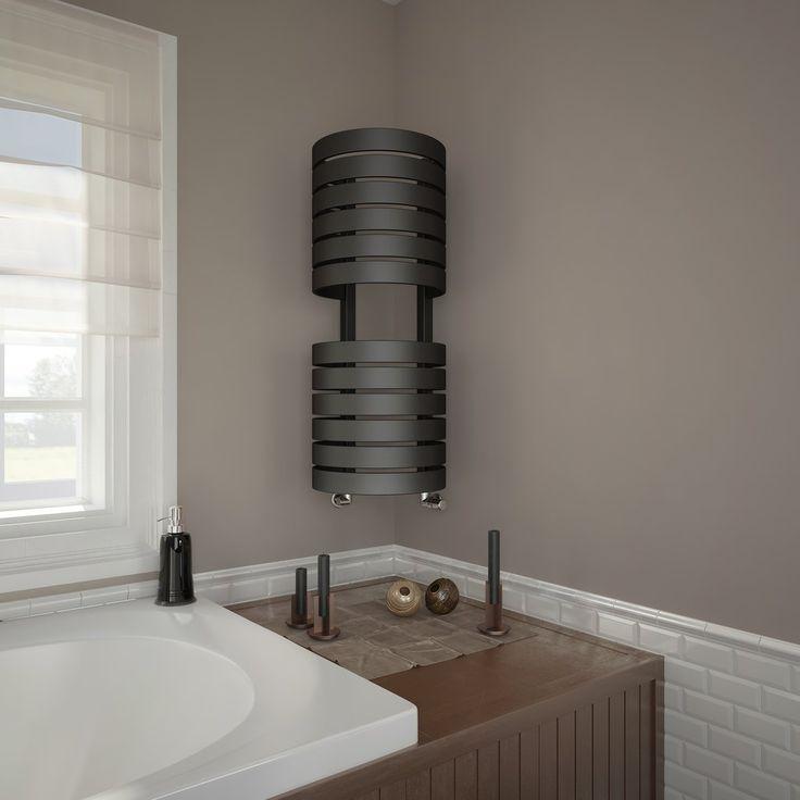 14 best Designer Towel Radiators images on Pinterest Bathroom