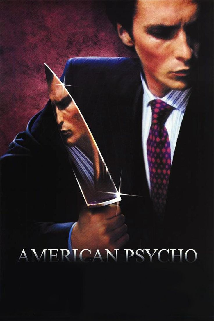 """American Psycho (2000) """"Patrick Bateman: Ask me a question. Club Patron: So, what do you do? Patrick Bateman: I'm into, uh, well, murders and executions, mostly. Club Patron: Do you like it? Patrick Bateman: Well, it depends. Why? Club Patron: Well, most guys I know who are in Mergers and Acquisitions really don't like it."""""""