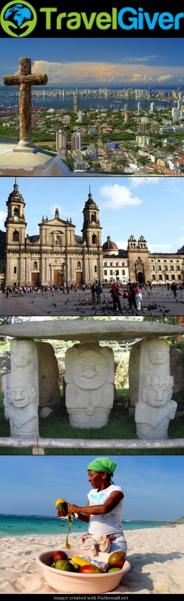 Give to projects in Colombia when you travel, it costs you no extra. TravelGiver.com - the website for the socially conscious traveller.