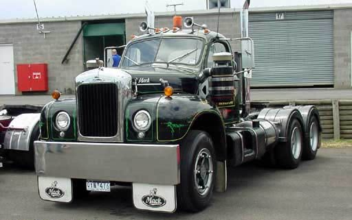 Cool Semi-Trucks | Mack Trucks is one of the world's leading truck-manufacturing ...