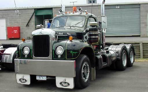 Cool Semi-Trucks | Mack Trucks is one of the world's leading truck-manufacturing ...
