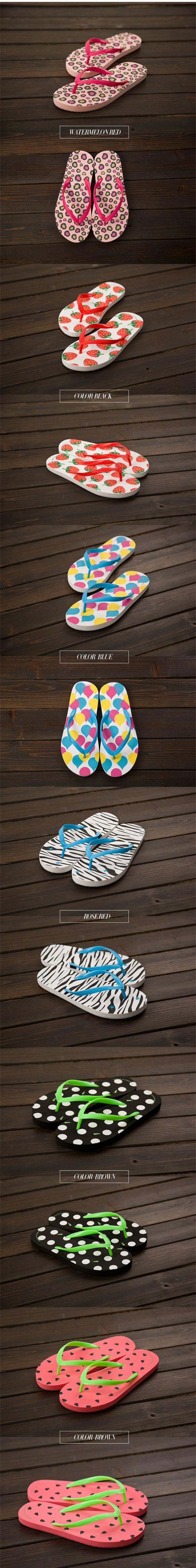 Summer antiskid beach woman flip-flops EVA flat sandals women beach slippers flip-flop women Pure color sandals #Importexpress #wholesaler #beachslipper #FlipFlop