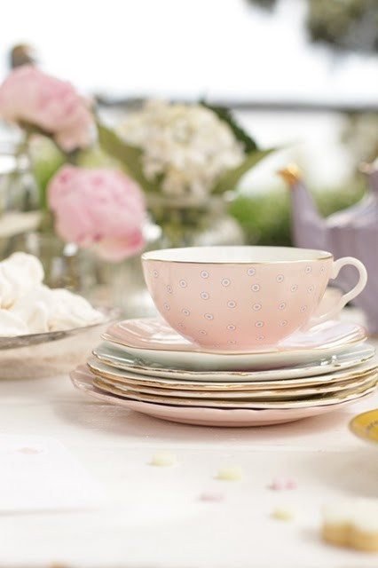 tea party, tea cup