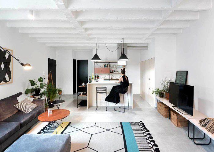 Artistic and Cozy City Dwelling by Studio Autori https://t.co/9jGbbEfPtV via ElleWonderBlog