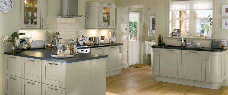 Tewkesbury Skye Kitchen Range | Kitchen Families | Howdens Joinery
