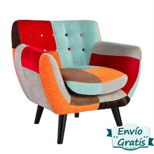 1000 images about sofas sillones sillas vintage on - Sillones retro vintage ...