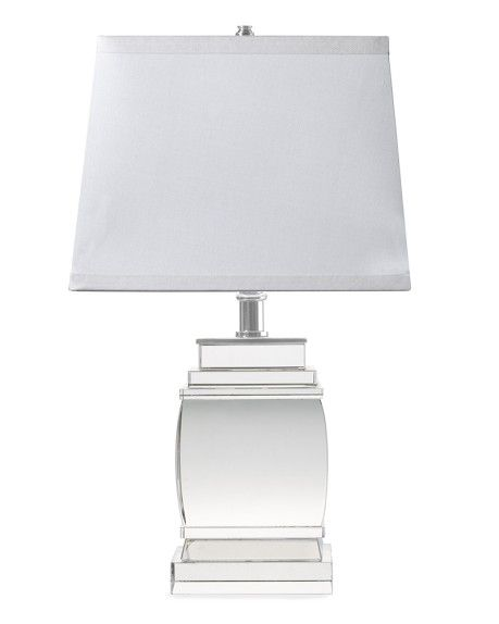 Pee Square Crystal Lamp