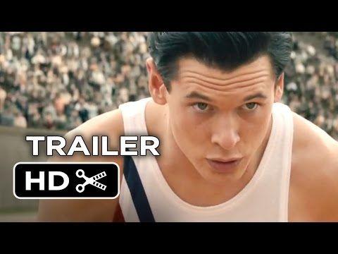 Unbroken TRAILER 2 (2014) - Angelina Jolie Film starring Jack O'Connell War