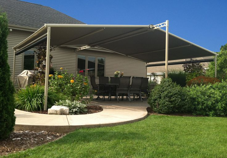 31 best images about Pergolas on Pinterest | Sun shade ...