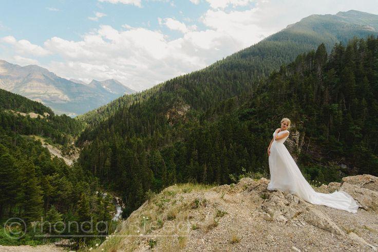 Waterton Wedding | Just Rhonda
