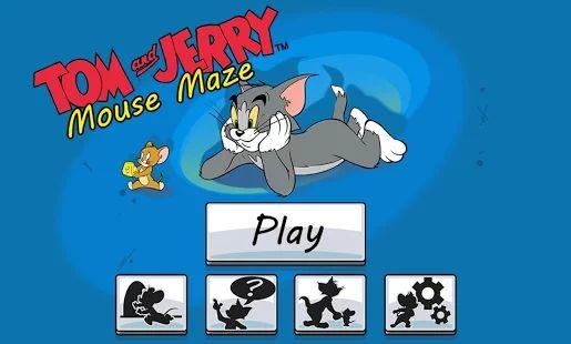 Tom & Jerry: Mouse Maze FREE– captură de ecran miniatură