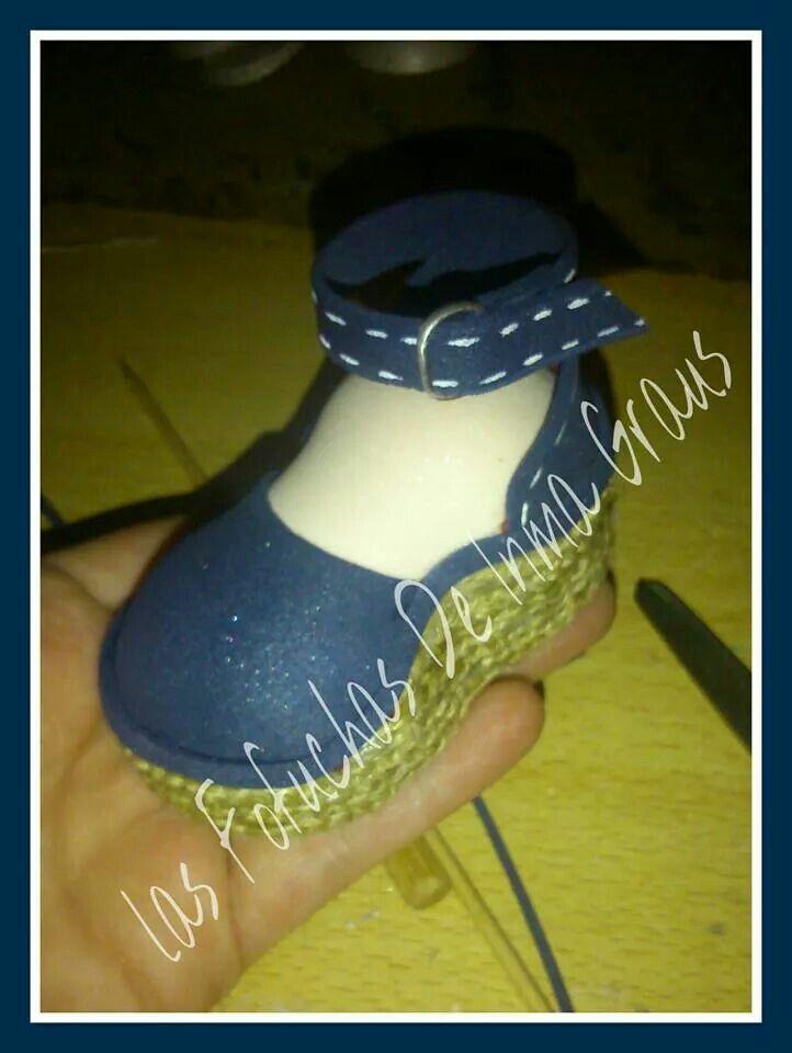 Zapatillas esparto