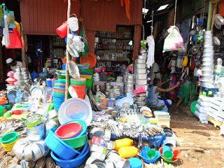 foto: op een Ethiopische markt Overal lees in je blogs, artikelen en recepten over het nieuwe powerfood kale, dat wij boerenkool noemen. Naast dat wij als Nederlanders dat al heel lang wisten, weten ze dat in Ethiopië ook. Daar wordt … Lees verder →