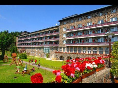 Hunguest Grandhotel Galya Galyatető - YouTube