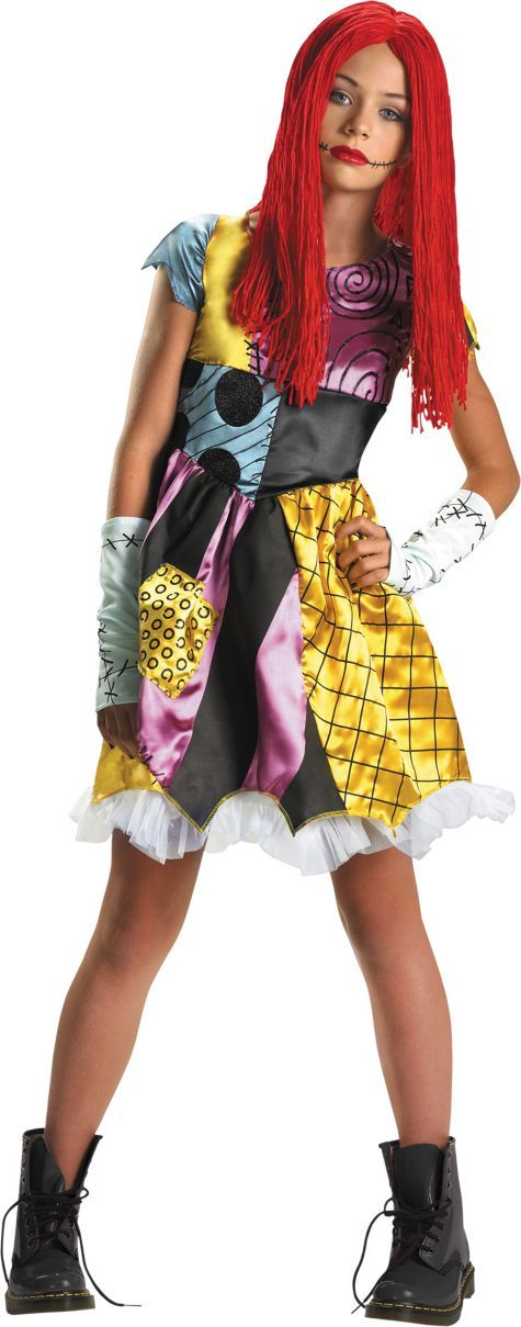 Best 25 sally party costume ideas on pinterest sally costume girls nightmare before christmas sally costume party city solutioingenieria Gallery