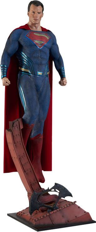 Dawn of Justice - Superman 1:1 Life Size Statue