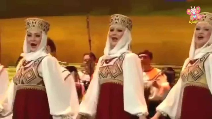 У нашей Кати (Our Katie) - Pyatnitsky Russian Folk Chorus