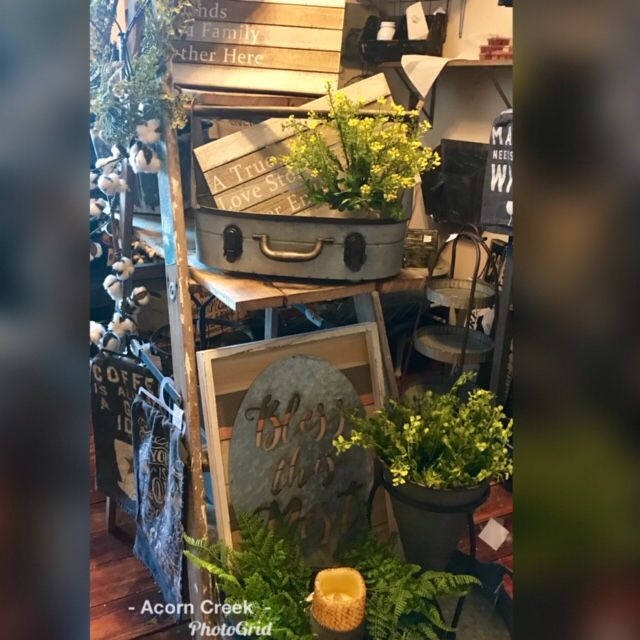 28 Best Acorn Creek's Booth Display Images On Pinterest