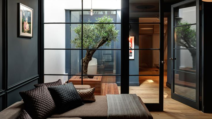 Gravity Interior | Renovated Victorian Townhouse by Minale + Mann
