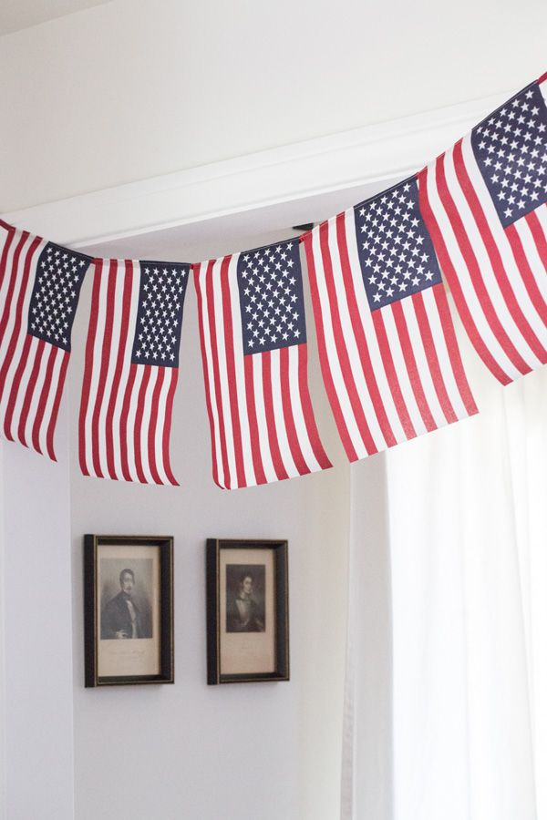 We love affordable and easyDIYs here on Sugar and Charm, so the flag bunting we made using$1flagsdefinitely makes the cut. American flag bunting is an effortless party decor to hang above a dessert table, in an entry way or just strewn throughout the house to add a patriotic flare to the festivities. There really are...readmore