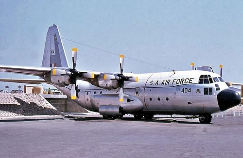 South African Air Force C-130B/Z