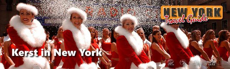 Deluxe Citytrip Kerstshoppen in New York!  Met 5 overnachtingen, reizen via Businessclass!