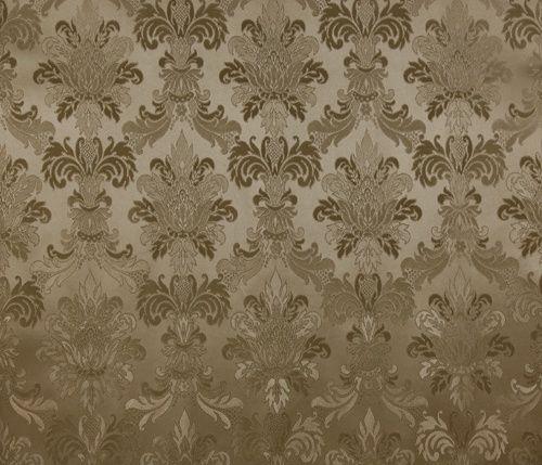 goud barok vinyl parelmoer glim satin behang 8152-48