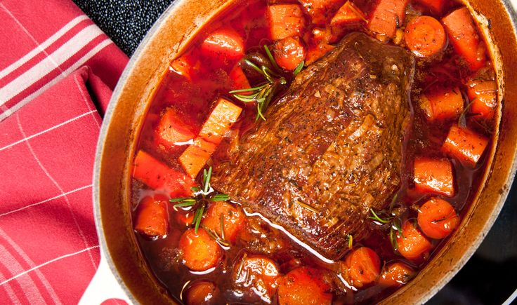 Recipe: Paleo Pot Roast Recipe