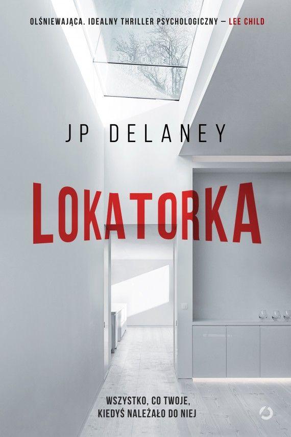 Lokatorka (ebook) –JP Delaney