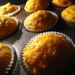 Cheesy Paprika Muffins @ allrecipes.com.au