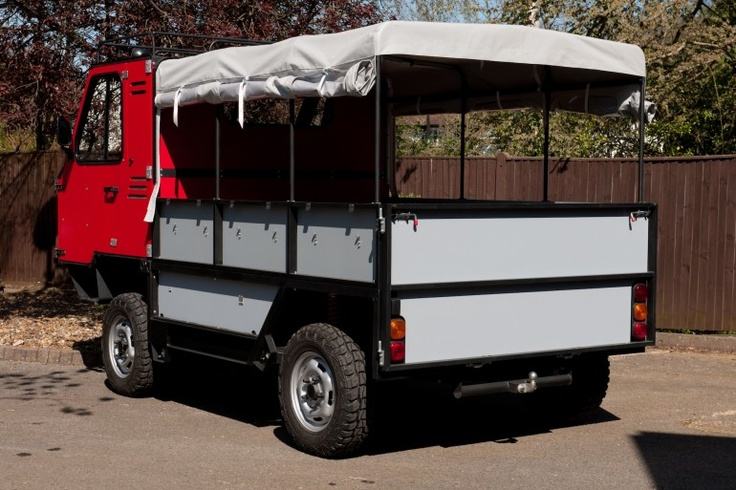 OX can transport up to 13 people, eight 44-gallon oil drums, or a total of 2,000 kilograms...