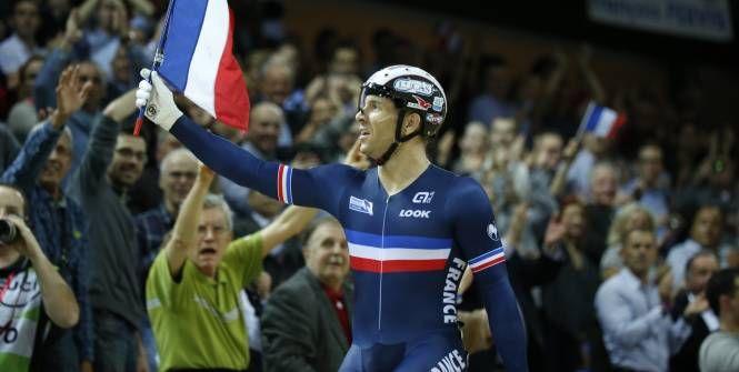 François Pervis, qui a conservé son titre de champion du monde en keirin, ce jeudi soir à Saint-Quentin-en-Yvelines, nous a raconté en détail la finale telle qu'il l'a vécue de l'intérieur. Tout en maîtrise.